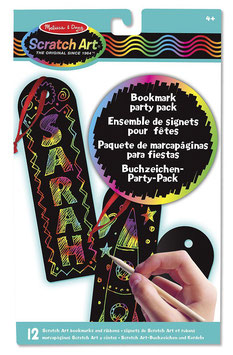 Scratch Art Party Pak