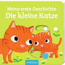 Kleine Katze - erste Geschichte
