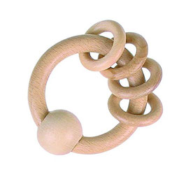 Greifling 4 Ringe - Natur