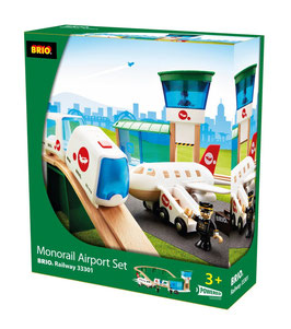 Monorail Airport Set