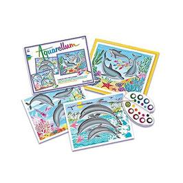 Aquarellum GM Delfine