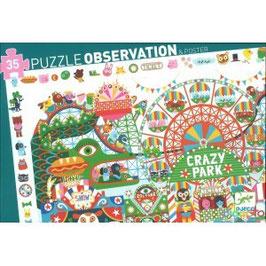 Crazy Park - Puzzle 35st.