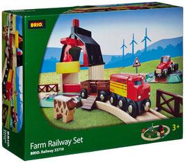 Brio Bahn - Bauernhof Set