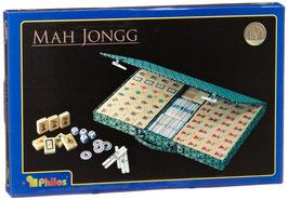 Mah Jongg - Bambussteine mit arabischen Zeichen