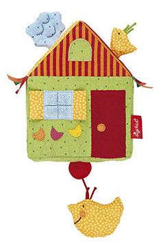 Spieluhr - Vogelhaus
