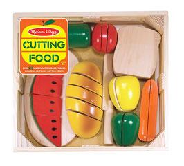 Holz Cutting Food Essen zu Schneiden - Kiste