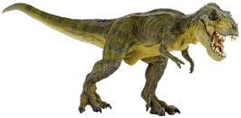 Laufender T-Rex - grün
