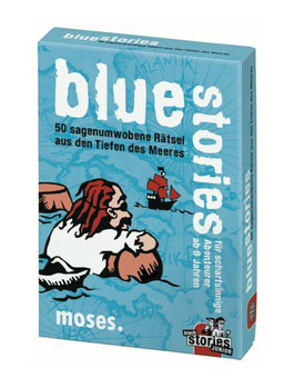 blue stories junior - aus den Tiefen des Meeres