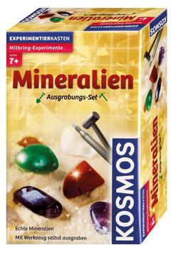 Mineralien - Ausgraben