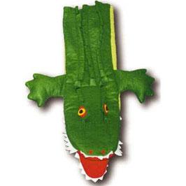 Krokodil Handspielpuppen