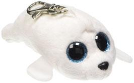 Icy Seerobbe Clip - weiß 8,5 cm