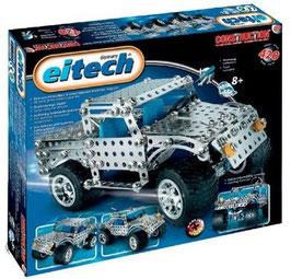C09 - Metallbaukasten Jeeps