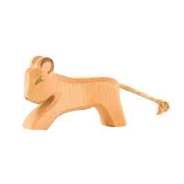 Löwe - klein laufend
