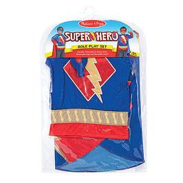 Kostüm Superman Hero