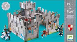 Schloß Pop ´n Play - Mittelalterliches Schloß 3D