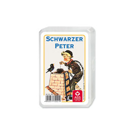 Schwarzer Peter Quartett - Schornsteinfeger