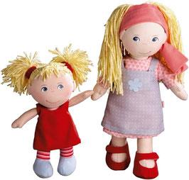 Puppen Schwestern