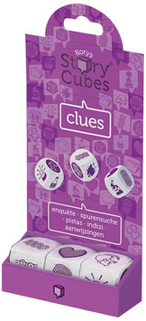 Story Cubes  - Spurensuche