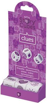 Story Cubes  - Spurensuche
