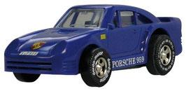 Darda Porsche blau