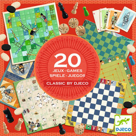 Spielesammlung - 20 Spiele