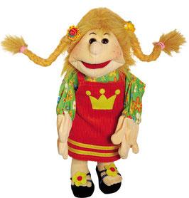 Jenny Mädchen mit geflochtenen Zöpfen