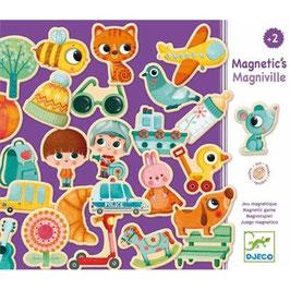 Magnetspiel: Magniville