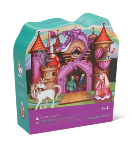 Schloß der Prinzessin  Shaped Puzzle Princess Palace