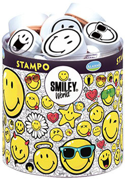 Stempel Box-  Stampo Smiley