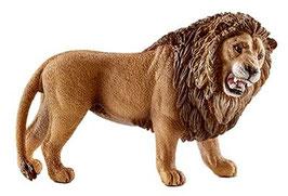 Löwe - brüllend