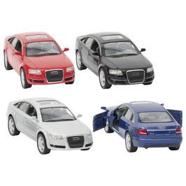 Audi A6 - rot, schwarz, silber oder blau