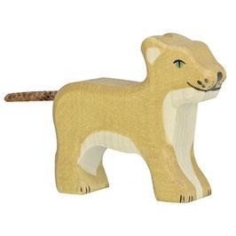 Löwe - klein, stehend