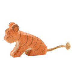 Tiger - klein sitzend