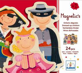 Magnete Verkleidete Kinder