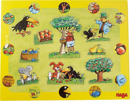 Entdecker-Puzzle Obstgarten