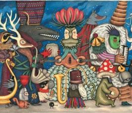 Puzzle Gallerie:  Fantasy Orchestra