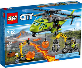 Vulkan Versorgungshelikopter