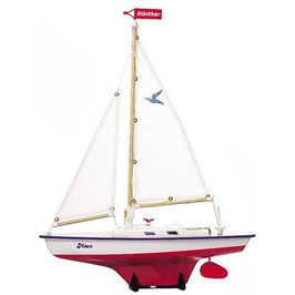 Segelboot Möve