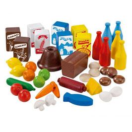 Miniaturen-Set Lebensmittel