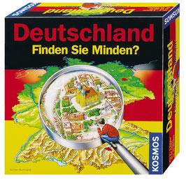 Deutschland-Finden Sie Minden