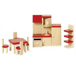 Goki - Puppenhaus Küche