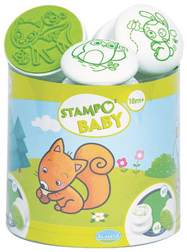 Stampo Baby Waldtiere - Stempelset