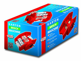 mech. Kartenmischmaschine