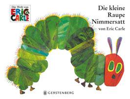 Raupe Nimmersatt - Papierseiten