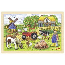 Müllers Farm Puzzle