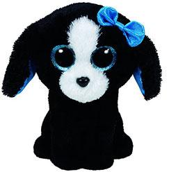 Tracey Hund - schwarz 15 cm