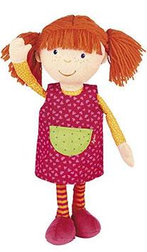 Puppe - klein pink