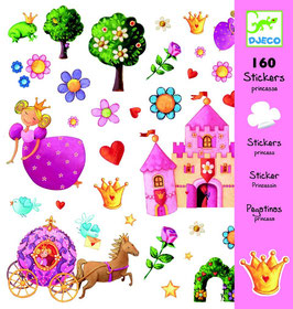 Sticker Prinzessin