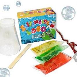 Seifenblasen Labor