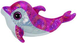 Sparkless X-Large Delfin pink - 42 cm